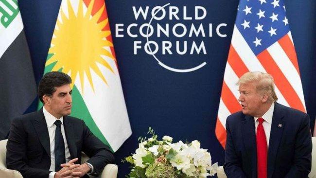 Başkan Neçirvan Barzani Washington'a davet edildi