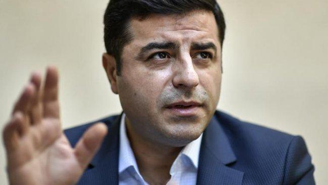 Demirtaş'tan 'yeni parti ve ittifak' açıklaması