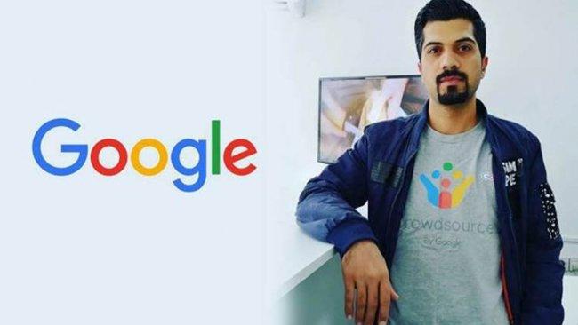 Google'dan Kürt gence resmi davet