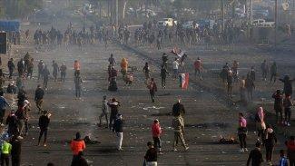 Irak Cumhurbaşkanı Salih: 600'den fazla gösterici öldürüldü