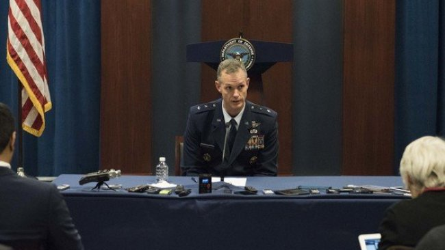 ABD'li generalden Rojava açıklaması: Rusya bizi sürekli test ediyor