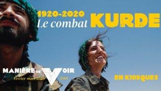 Fransız Le Monde dergisinden 'Kürt mücadelesi' konulu özel sayı