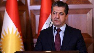 Başbakan Barzani'den Çavuşoğlu'na başsağlığı telefonu
