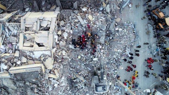 Depremden 120 milyon kişi etkilendi