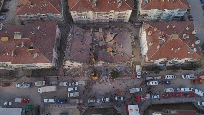 Elazığ depremiyle ilgili ilk rapor kamuoyuyla paylaşıldı