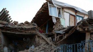Elazığ'da deprem sonrası bir köy tamamen yıkıldı