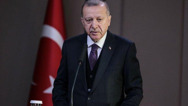 Erdoğan'dan Elazığ açıklaması