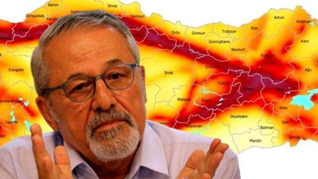 Naci Görür: Depremle ilgili uyardık, bir şey yapılmadı'