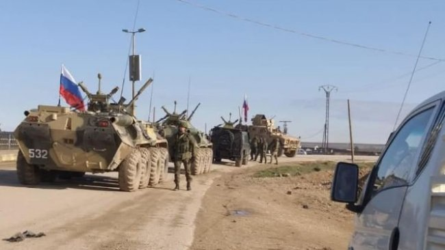 Rojava'da ABD-Rus güçleri arasında gerginlik