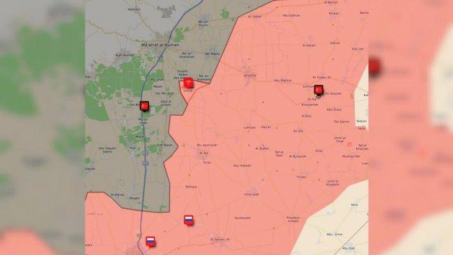 Suriye ordusu İdlib'e 'büyük saldırı'yı başlattı