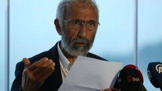 Ali Kemal Özcan: Öcalan'ın aksine Devlet mektubu tek başıma okumamı istedi