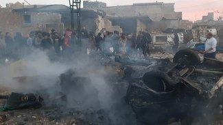 Azez'de bombalı saldırı: 7 ölü