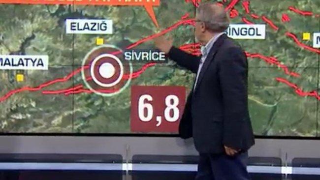Deprem uzmanı Naci Görür'den yeni uyarı: 5 ilde ciddi tehlike var