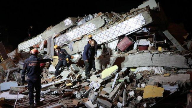 Elazığ'da hayatını kaybedenlerin sayısı 38'e yükseldi