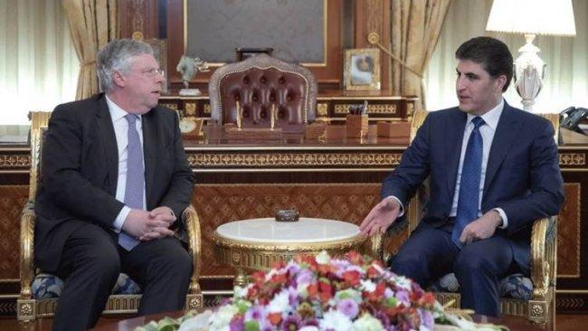 Başkan Neçirvan Barzani: Koalisyon güçleri Irak'ta kalmalı