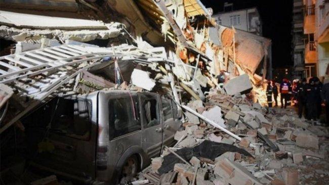 Elazığ depremindeki can kaybı 41'a yükseldi