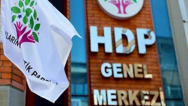 HDP: Dayanışma adımları iktidar tarafından engelleniyor