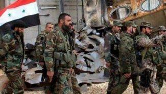 Suriye Ordusu İdlib'de ilerliyor...Stratejik karayoluna çok yaklaştı!