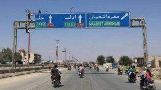 Suriye ordusu kritik karayoluna çok yaklaştı