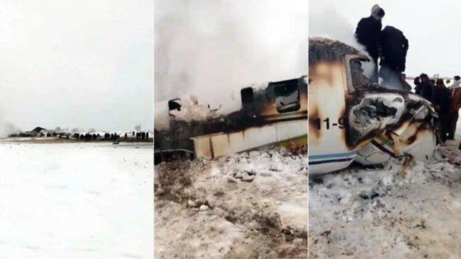 Taliban: ABD uçağını düşürdük