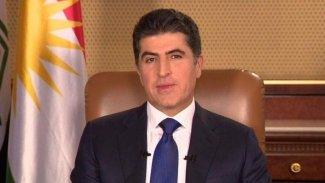 Başkan Neçirvan Barzani'den kınama!