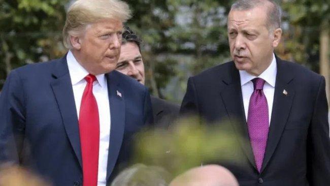 Erdoğan ile Trump telefonda görüştü.. Gündem: Libya ve Suriye