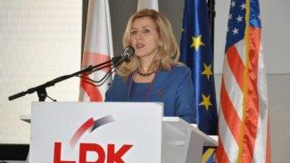 Kosovalı siyasetçi: 'Kürdistan'ın bağımsız bir devlet olmasını umut ediyorum'
