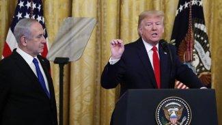Arap Ülkelerinden Trump'ın 'Ortadoğu planı'na destek