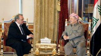 Başkan Barzani, Mihail Bogdanov ile bir araya geldi