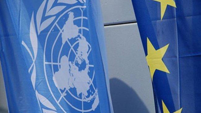 BM ve AB'den 'iki devletli çözüm' önerisi