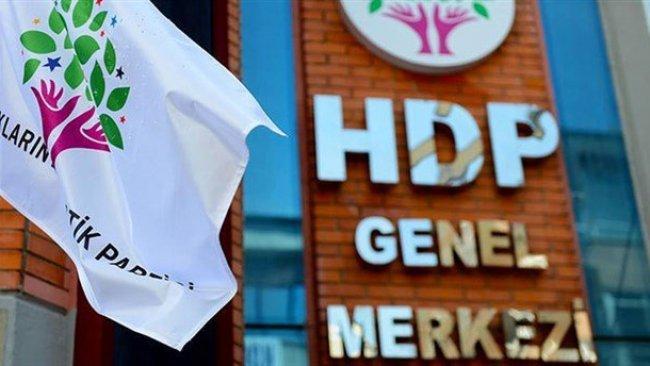 HDP'den Trump'ın Ortadoğu barış planına tepki