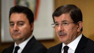 MAK: Babacan ile Davutoğlu meclis'te dört grup kuracak sayıya ulaştı