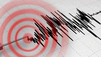 Rojhilat'da 4.8 büyüklüğünde deprem