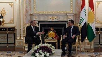 Rusya'dan Başbakan Barzani'ye resmi davet