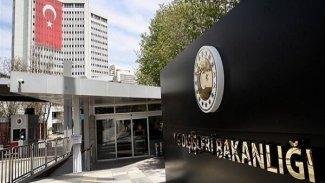 Türkiye'den Belçika'ya PKK tepkisi