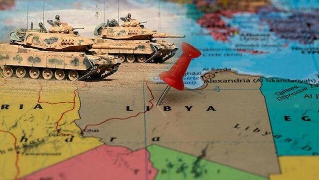 ABD'li komutan: Libya'da gerginligin tırmanmasının nedeni Türkiye