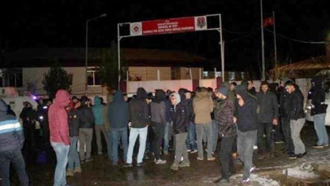"""Bingöl Cezaevi'nde """"kötü muameleye"""" karşı tutuklular eylem yaptı"""