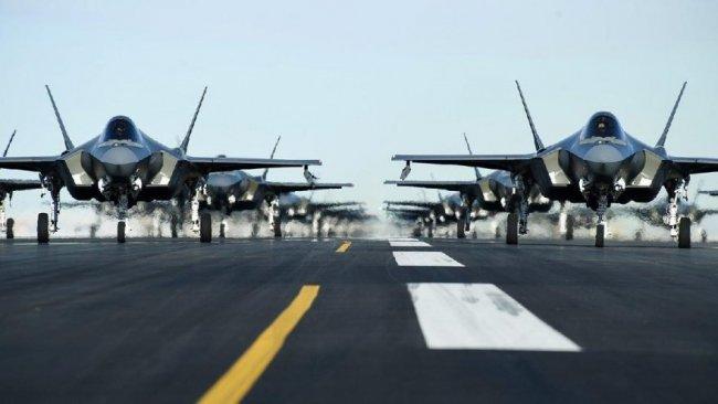 Pentagon'dan F-35 raporu
