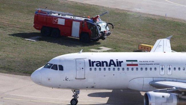 Rojahılat'da uçak pistten çıktı