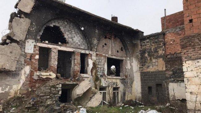 Sur'daki usulsüz yıkımlar TBMM gündeminde