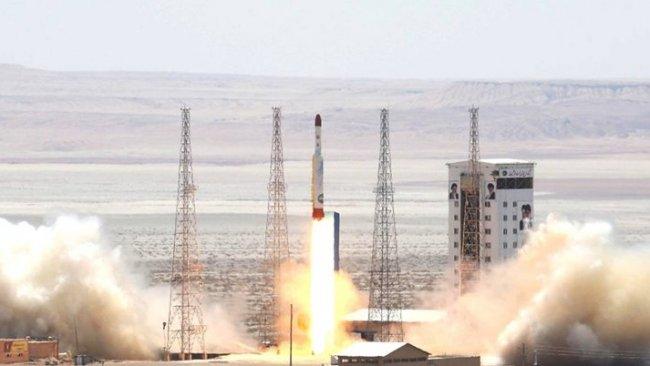 İran uzaya yeni bir gözlem uydusu fırlatmaya hazırlanıyor