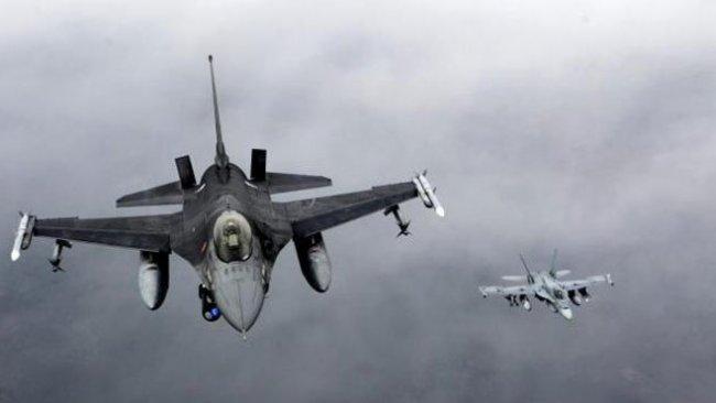 Suriye'de gerilim tırmanıyor...Rus uçakları SMO mevzilerini bombaladı!