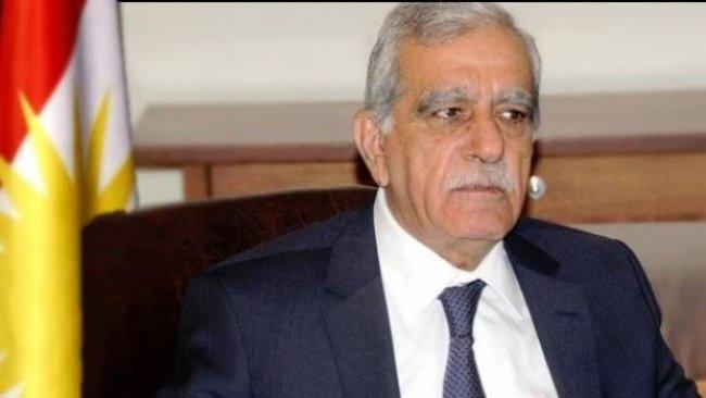 Ahmet Türk: Dünya sahnesinde kimliksiz kaldık