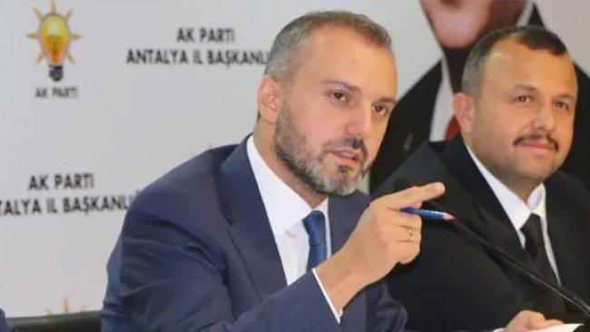 AKP Genel Başkan Yardımcısı: CHP, HDP ve İYİP bu topraklara ait değil