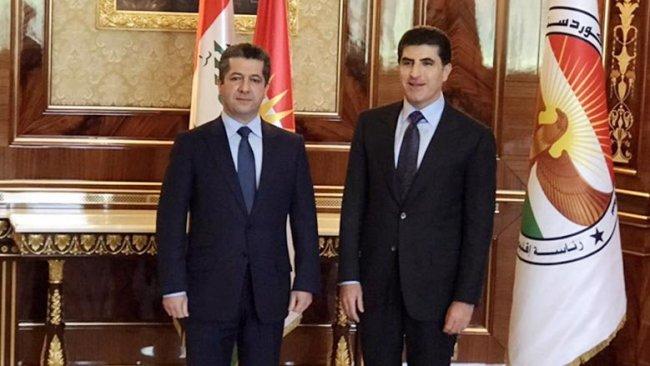 Başkan ve Başbakan Barzani Irak ve Kürdistan gündemiyle toplanıyor