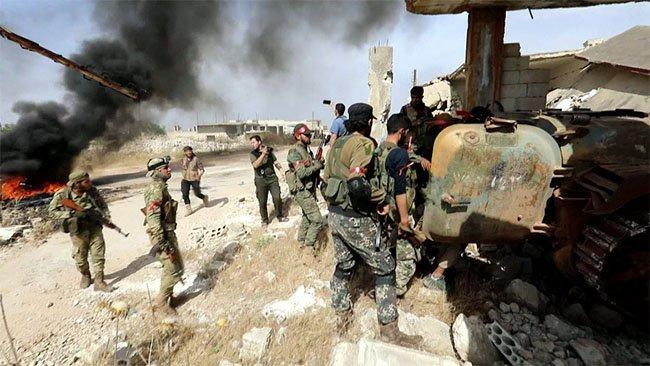İdlib'de şiddetli çatışma: 6 Türk askeri hayatını kaybetti