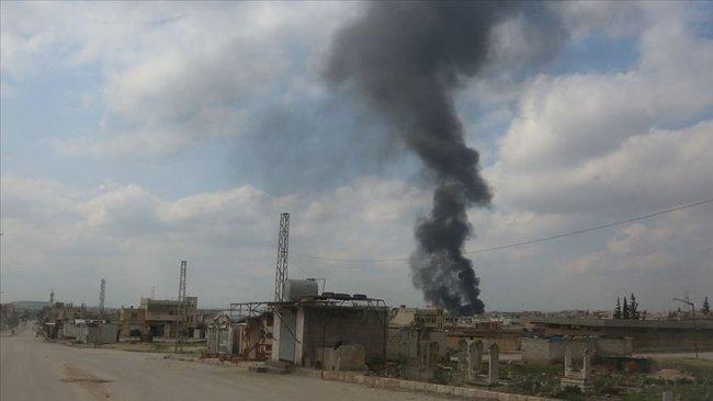 İdlib'deki saldırının ardından Rusya'dan ilk açıklama