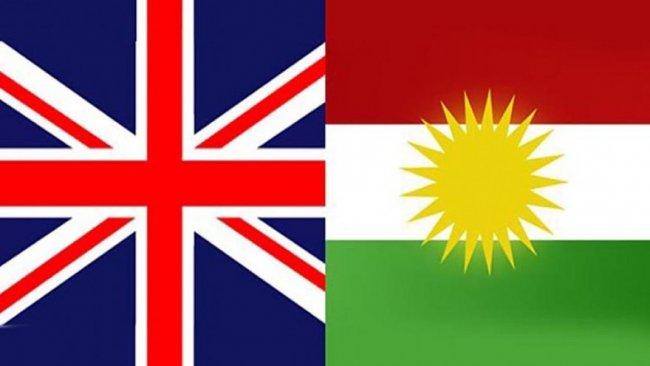 İngiltere: Kürdistan Bölgesi'yle ilişkilerimizi geliştirmek istiyoruz