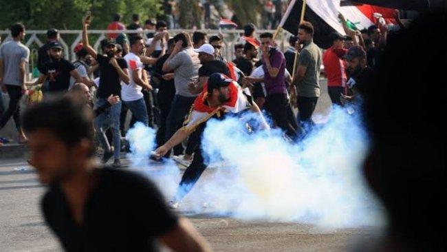 Irak'ta ağır bilanço: Gösterilerde 556 kişi öldürüldü