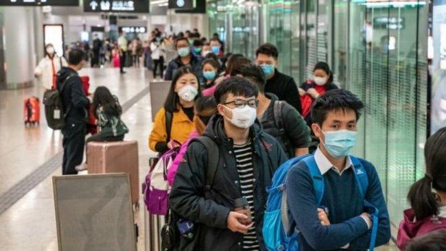 Koronavirüs salgınında ölenlerin sayısı 361'e ulaştı